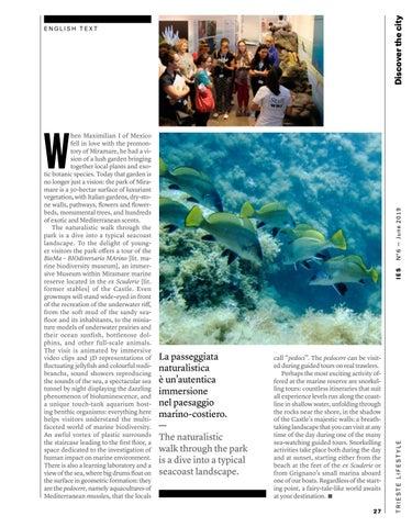 Page 29 of WWF - LA RISERVA MARINA, A MIRAMARE