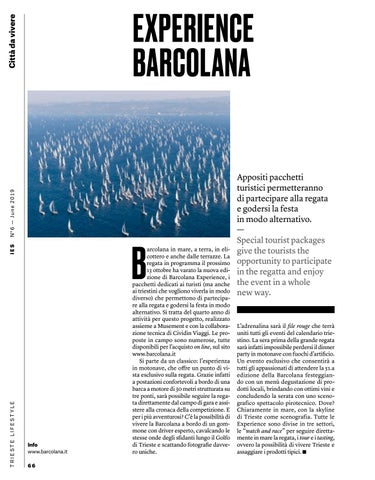 Page 68 of Experience Barcolana