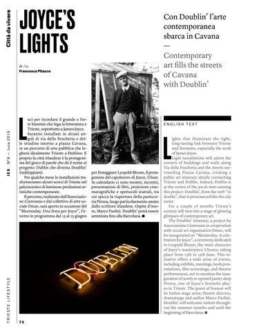 Page 74 of JOYCE'S LIGHTS