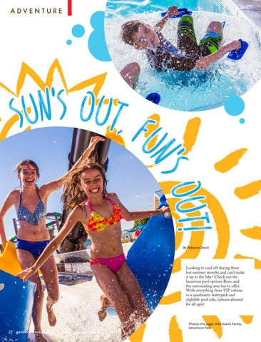 Page 22 of Sun's Out, Fun's Out in Reno/Tahoe