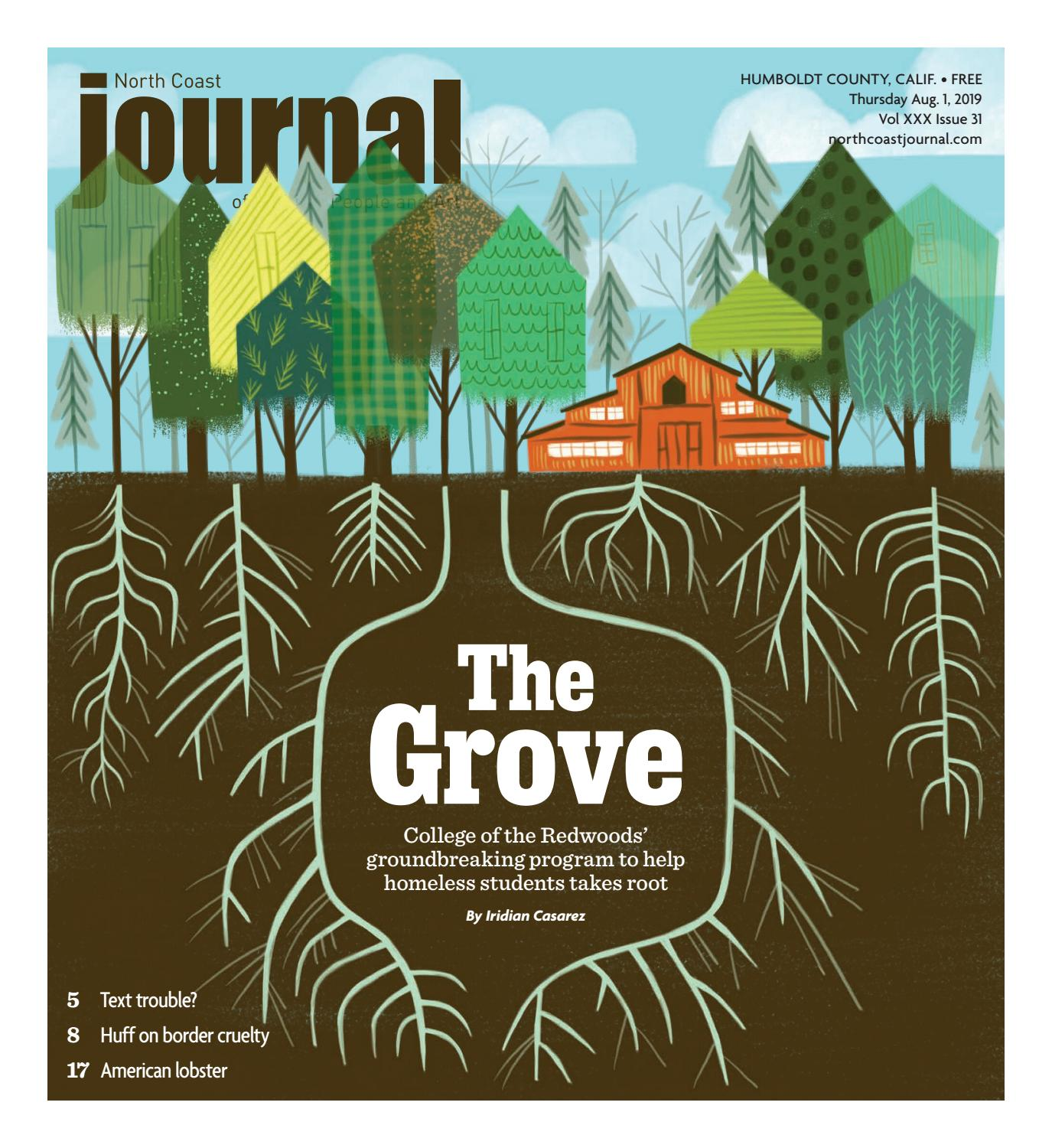 North Coast Journal 08-01-19 Edition by North Coast Journal