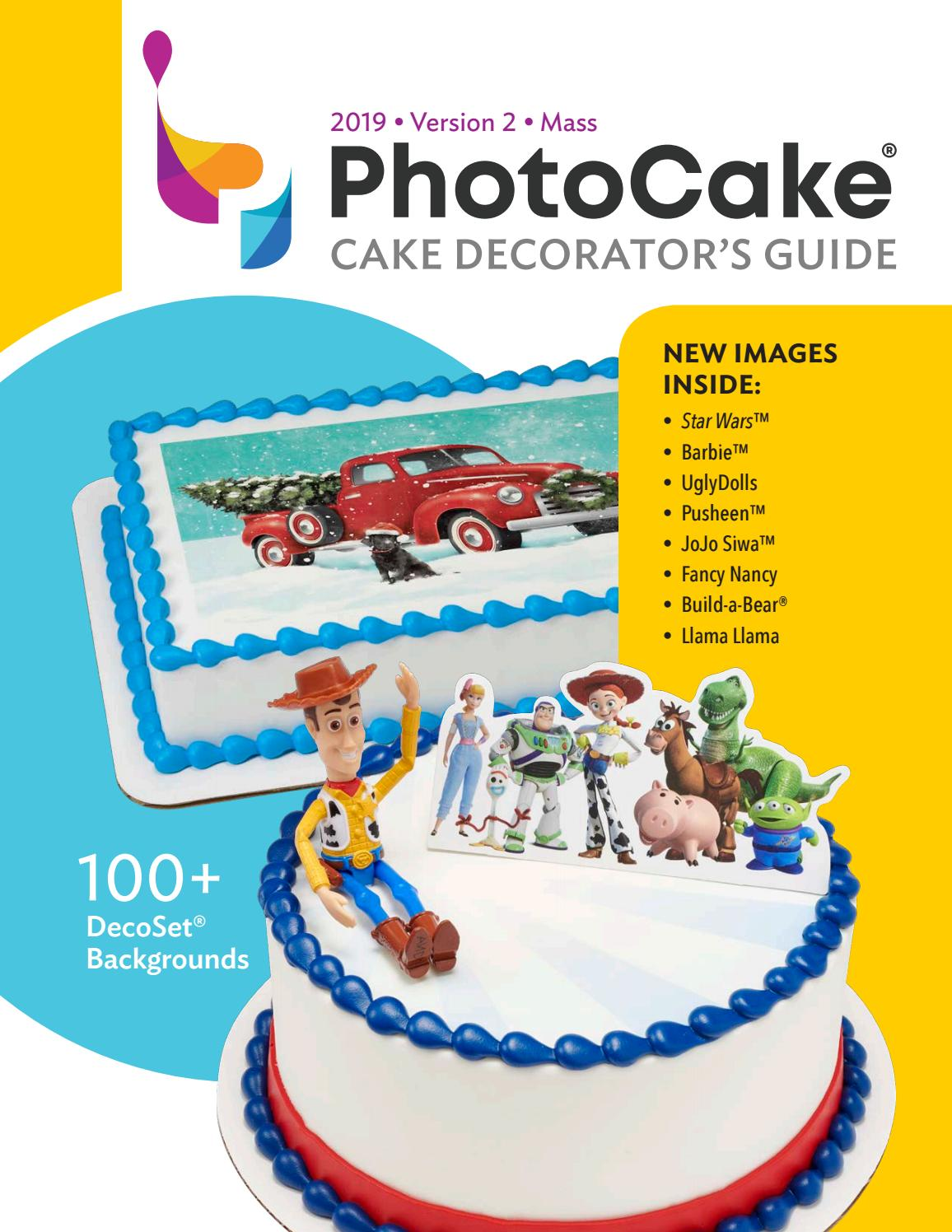 Photocake Update 39 Decorators Guide By Decopac Issuu