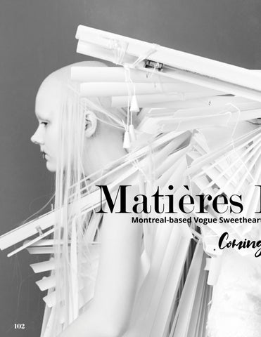 Page 102 of Coming Soon! Montreal's Matieres Fecales