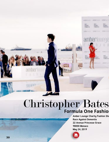Page 30 of Christopher Bates ☆ Formula 1 in Monaco ☆ Amber Lounge Event