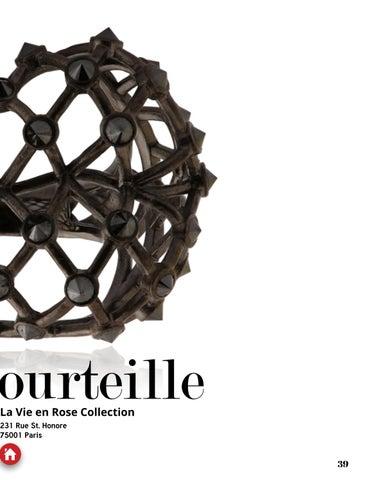 Page 39 of La Vie en Rose Collection by Parisian Jeweler Lydia Courtielle