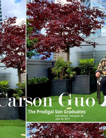 Page 7 of Carson Guo ☆ The Prodigal Son Graduates
