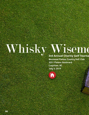 Page 96 of Whiskey Wisemen 3rd Anniversary Charity Golf Tournament