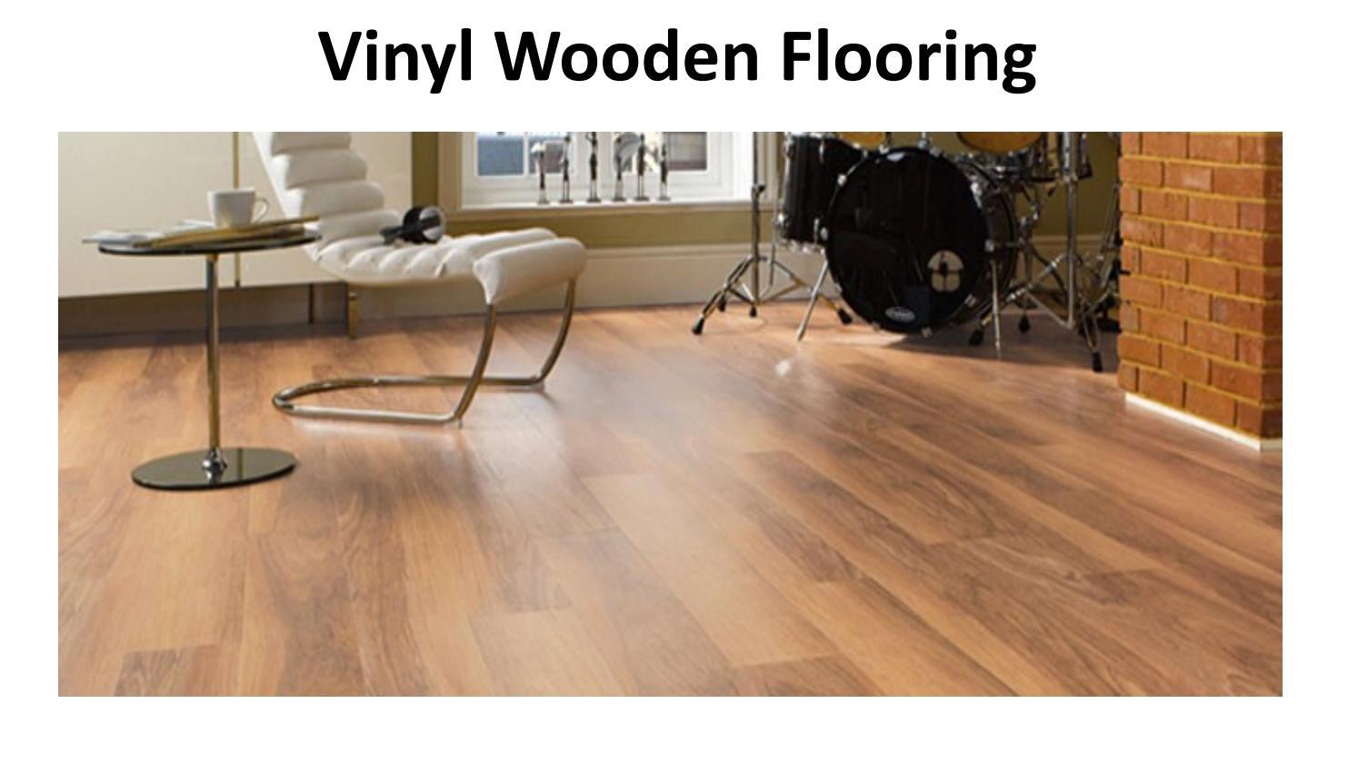 Vinyl Wooden Flooring Dubai By Davis Miller Issuu