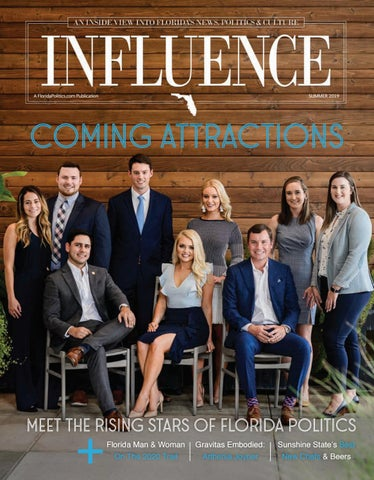 INFLUENCE Florida Magazine – Summer 2019 by Extensive Enterprises