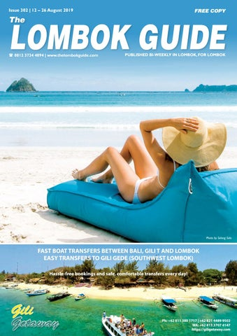 The Lombok Guide Issue 302 By The Lombok Guide Issuu