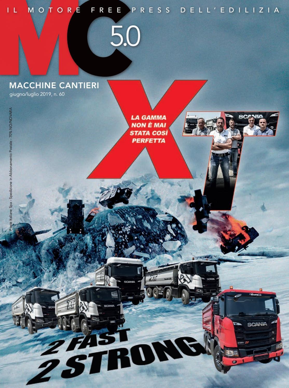 goditi la spedizione gratuita Vendita di liquidazione Vendita scontata 2019 MC5.0-Macchine Cantieri - n. 60 giugno-luglio 2019 by MC5.0 ...