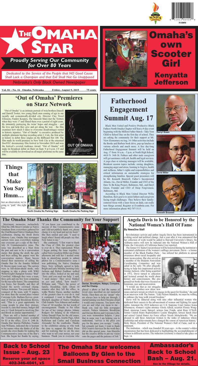 Vol  81 - No  16 by The Omaha Star - issuu