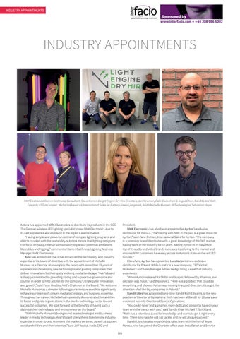 Page 105 of Industry Appointments