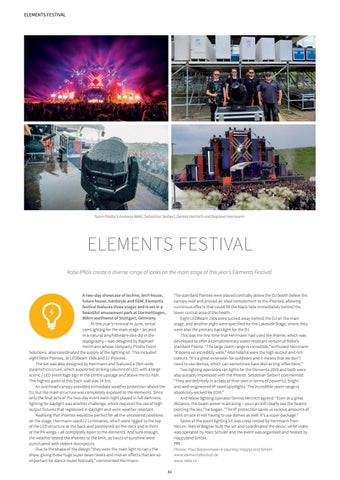 Page 84 of Elements Festival