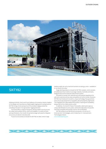 Page 93 of Market Focus: Outdoor Staging