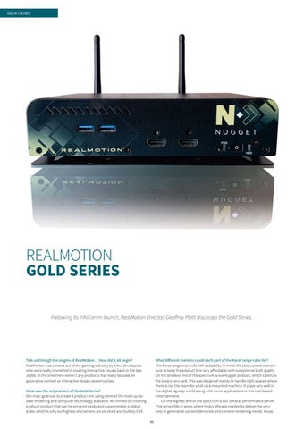 Page 96 of RealMotion: Gold Series
