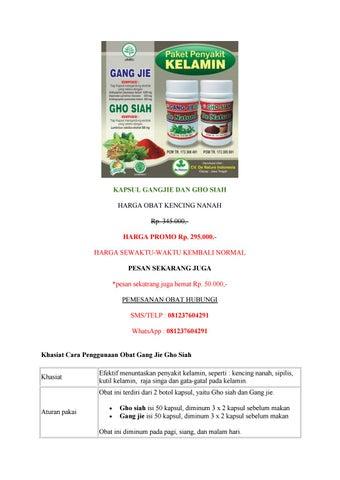 Page 4 of Obat De Nature Kencing Nanah 100% Asli Herbal