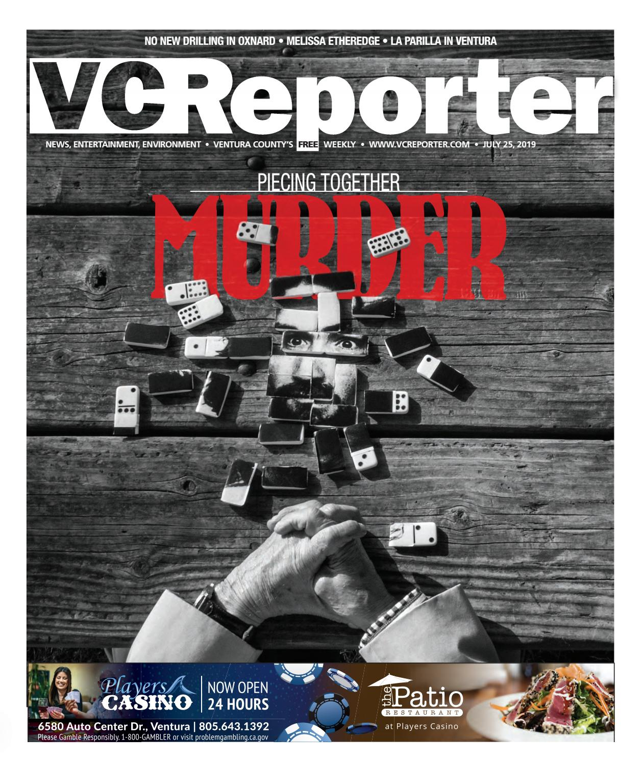 Formen Magazine Calendario 2020.Ventura County Reporter July 25 2019 By Times Media Group