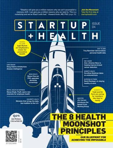 StartUp Health Magazine_Issue 04 (2019) by StartUp Health