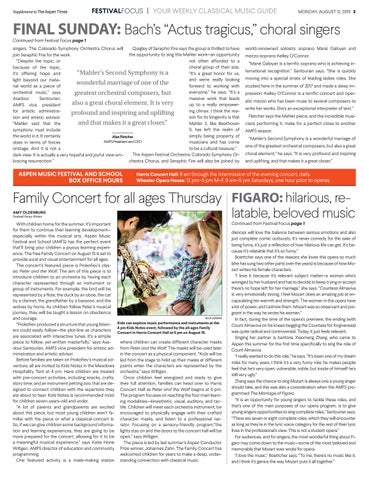 Page 3 of Family Concert for all ages Thursday