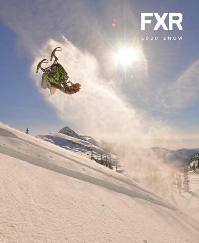 FXR Core//Boost XPE Snow Adult Dual Lens Solar