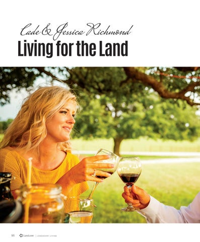 Page 62 of Cade & Jessica Richmond: Living for the Land