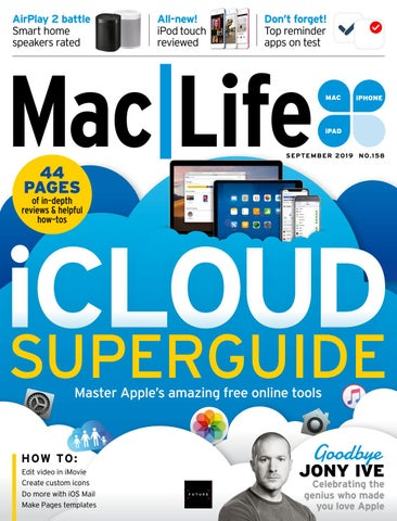 Mac Life 158 (Sampler) by Future PLC - issuu
