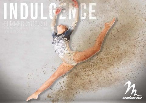 Milano Pro Sport Gymnastic Scrunchie 77655  NEW