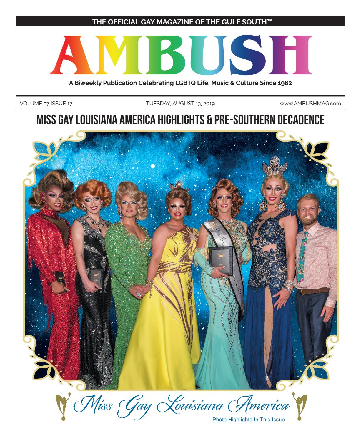American Restoration Kelly Nude ambush magazine volume 37 issue 17ambush publishing - issuu