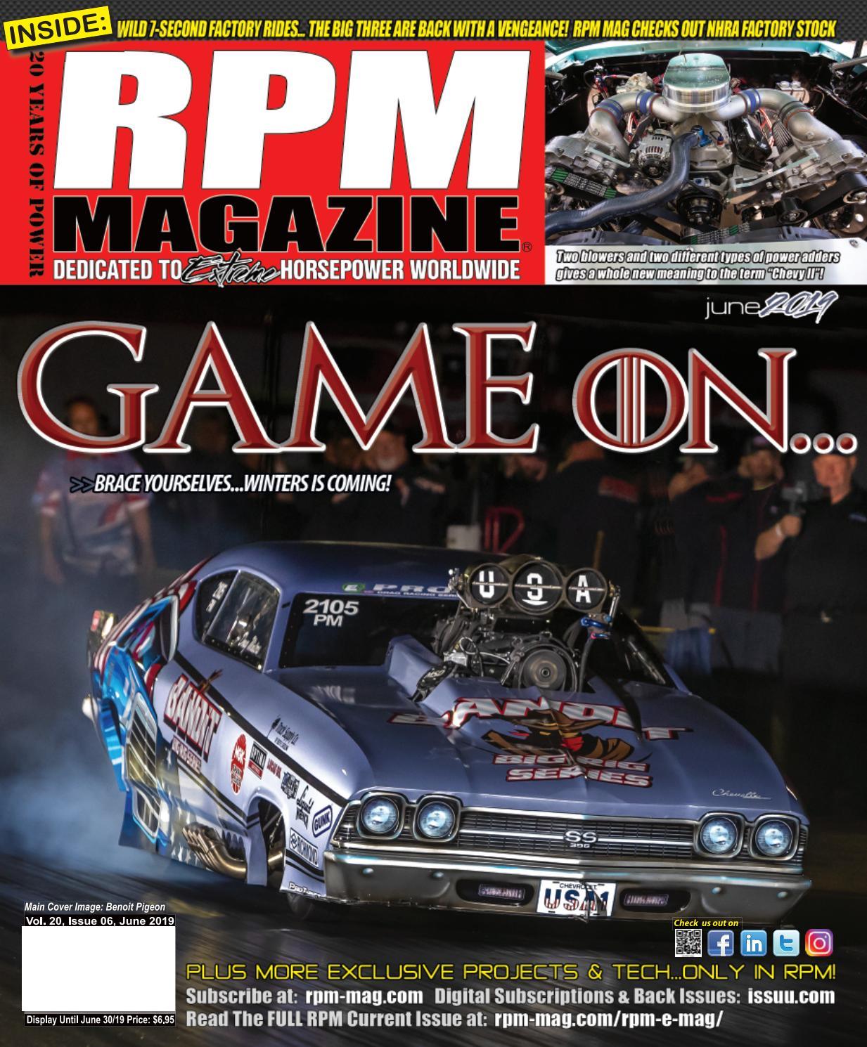 June 2019 RPM Magazine by RPM Magazine - issuu