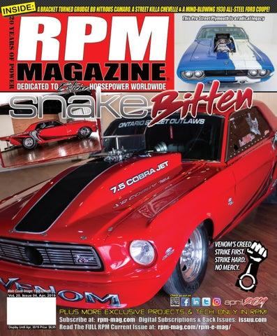 April 2019 - RPM Magazine by RPM Magazine - issuu