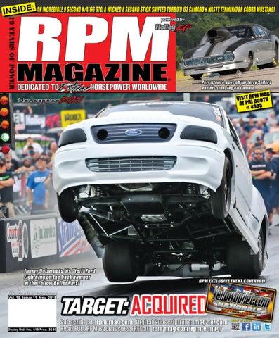 RPM Magazine November 2018 by RPM Magazine - issuu