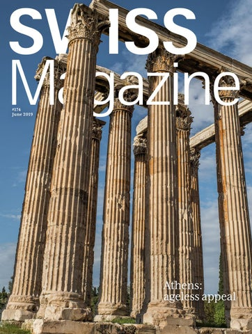 SWISS Magazine June 2019 - Athens by Swiss International Air ...