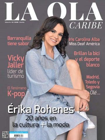 Edición 123 By Revista La Ola Caribe Issuu