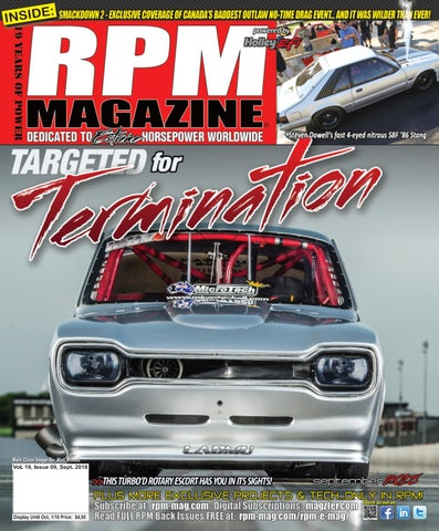 RPM Magazine September 2018 by RPM Magazine - issuu