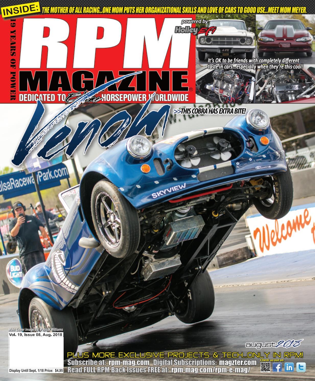 RPM Magazine August 2018 by RPM Magazine - issuu