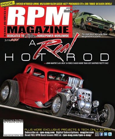 RPM Magazine June 2018 by RPM Magazine - issuu