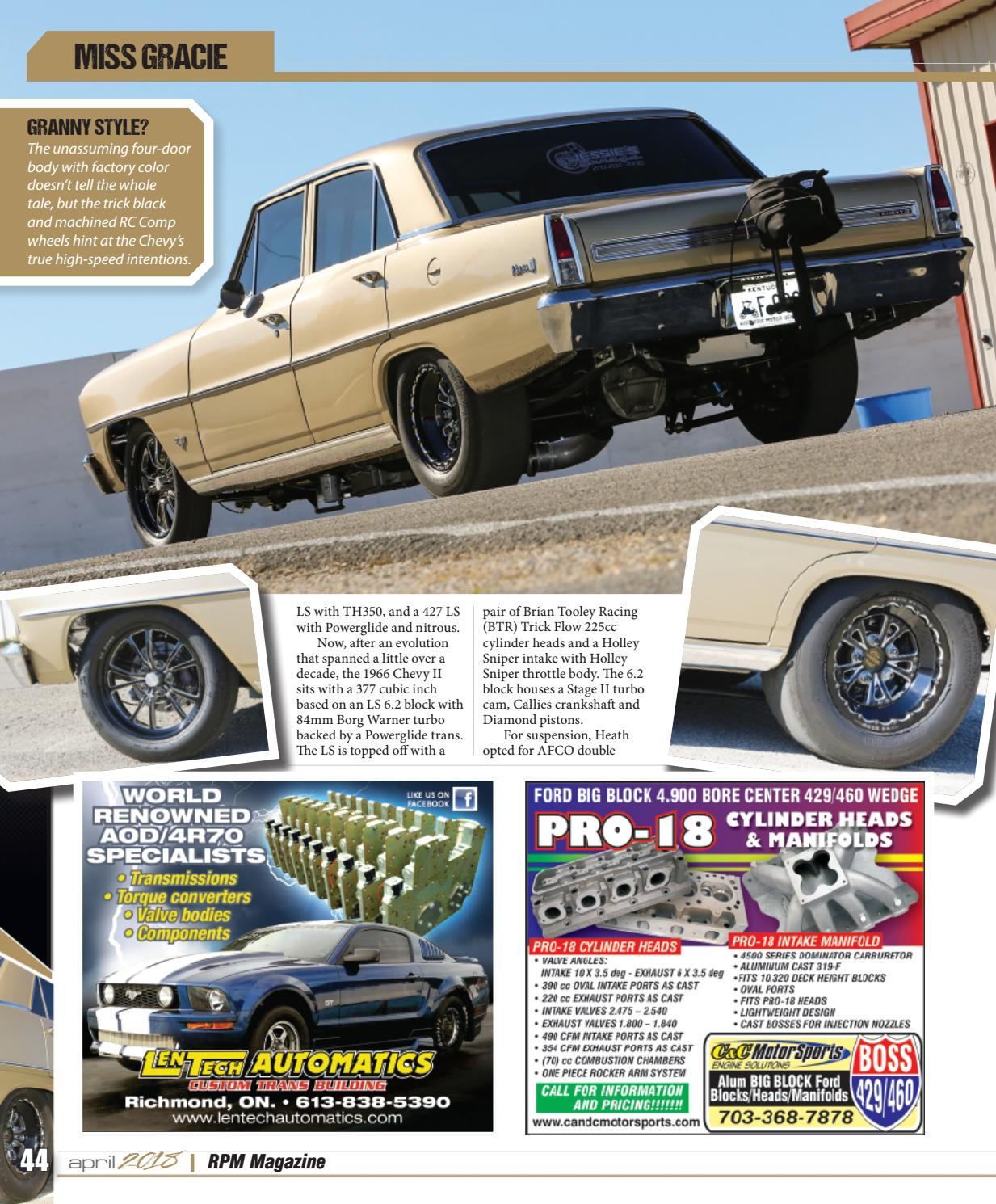 Rpm Magazine April 2018 By Rpmmag Issuu