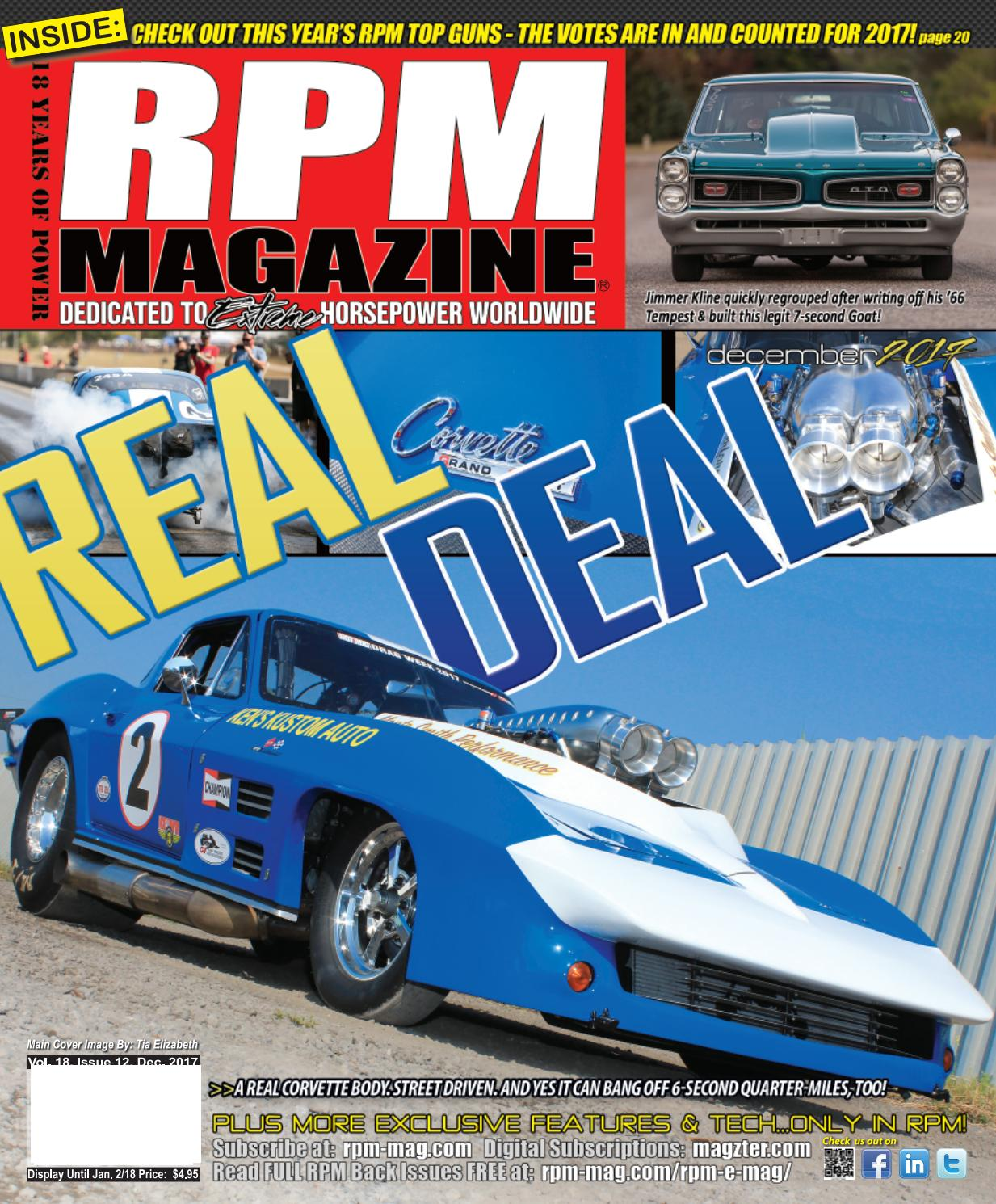 RPM Magazine December 2017 by RPM Magazine - issuu
