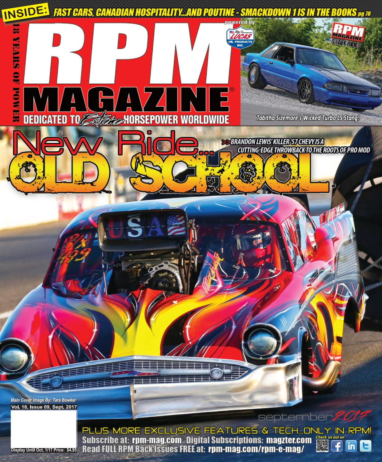 RPM Magazine September 2017 by RPM Magazine - issuu