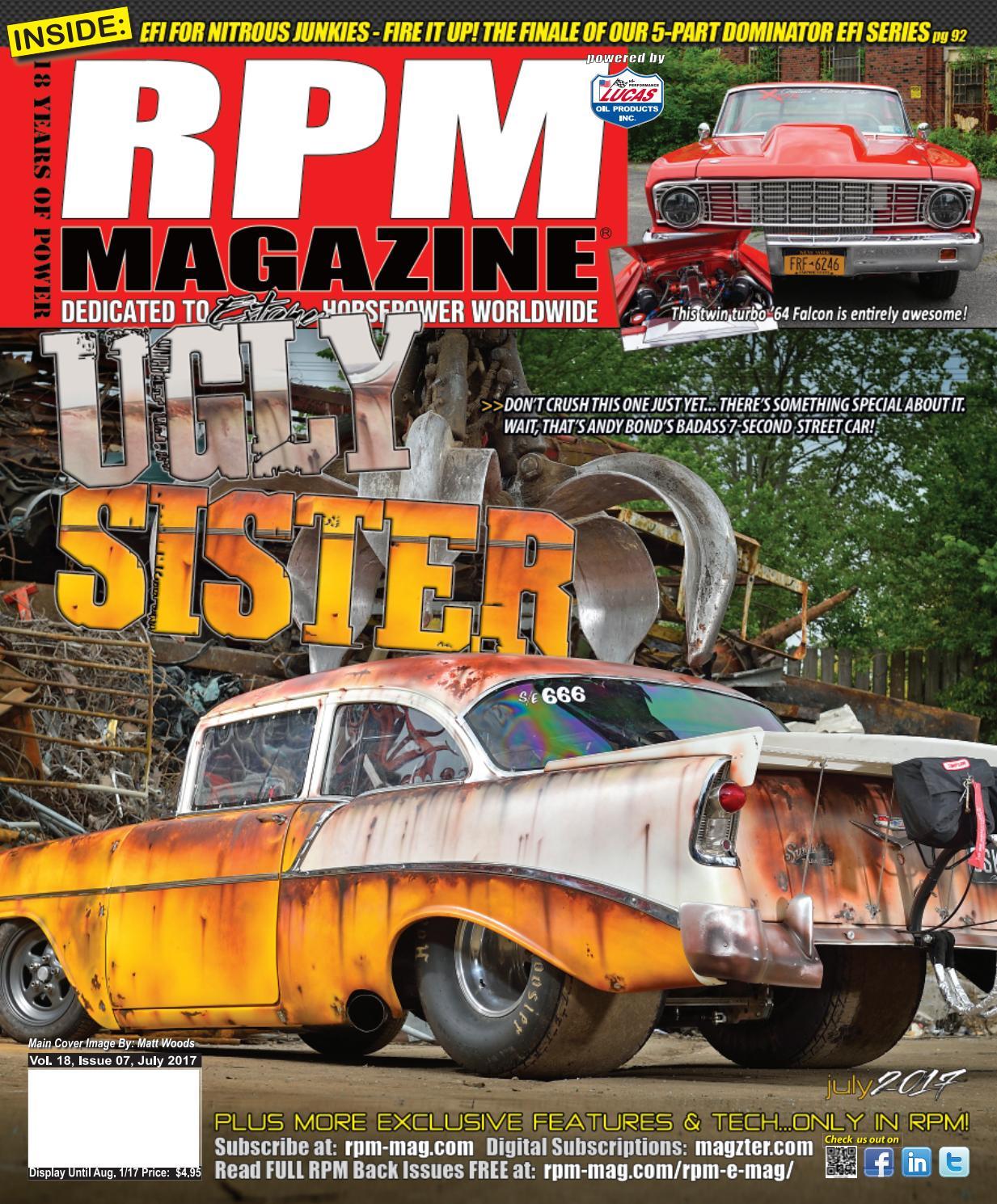 RPM Magazine July 2017 by RPM Magazine - issuu