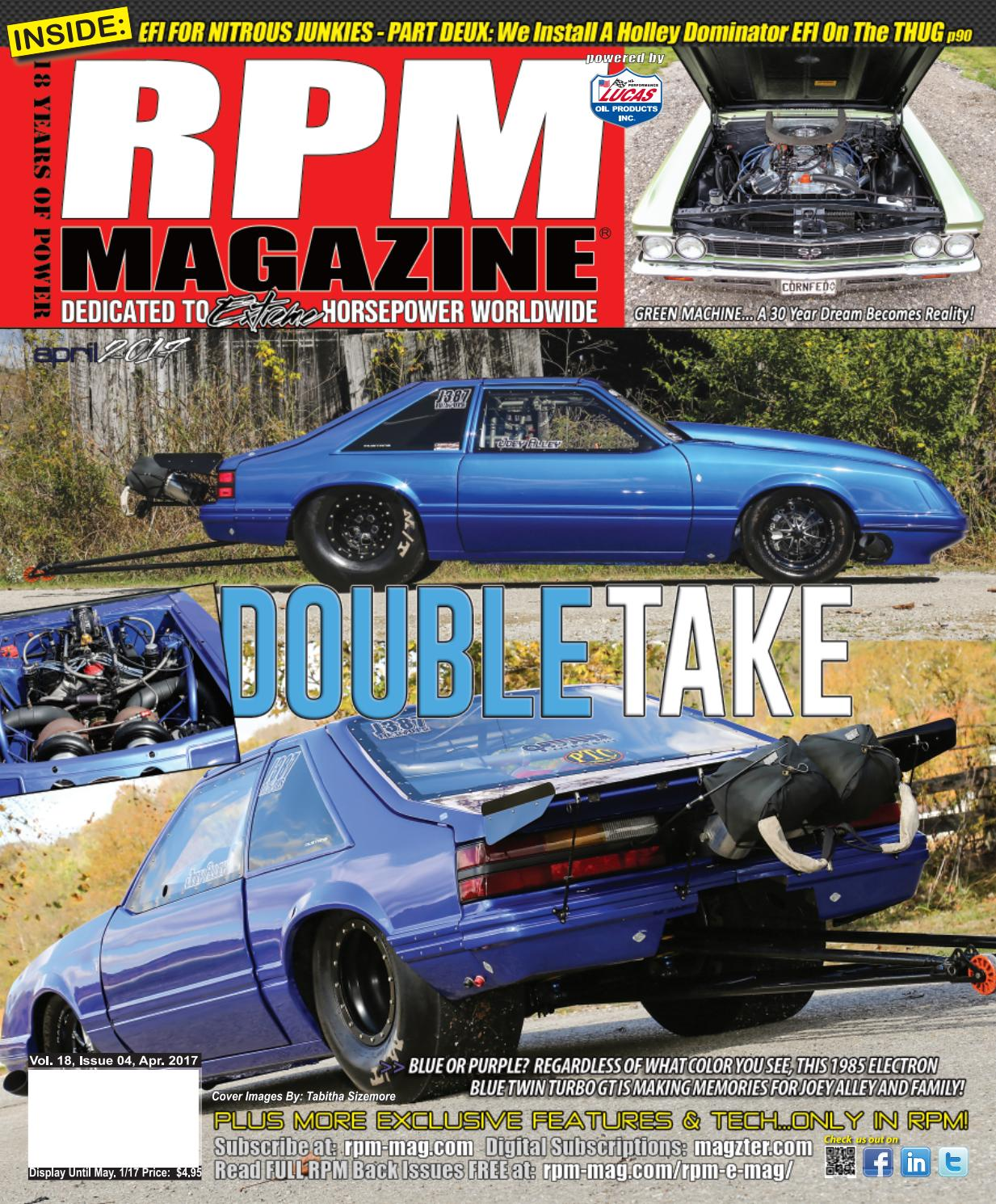 RPM Magazine April 2017 by RPM Magazine - issuu