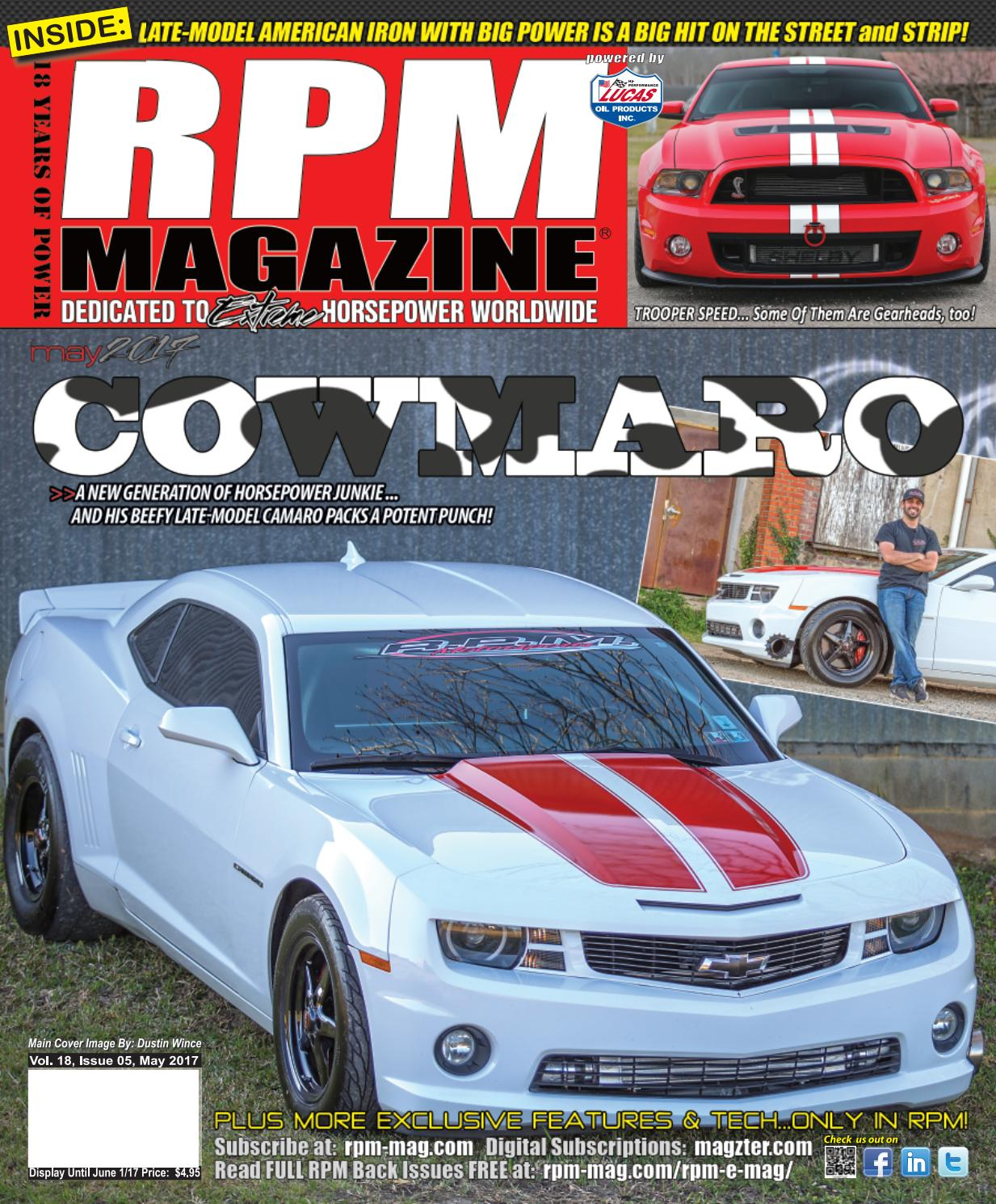 May issue 2017 by RPM Magazine - issuu