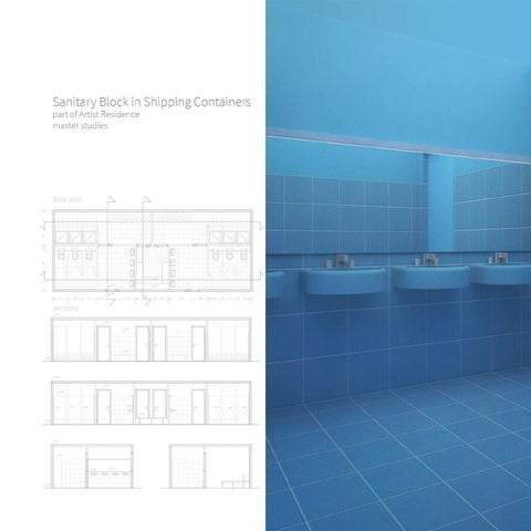 Page 52 of Sanitary Block in Shipping Containers