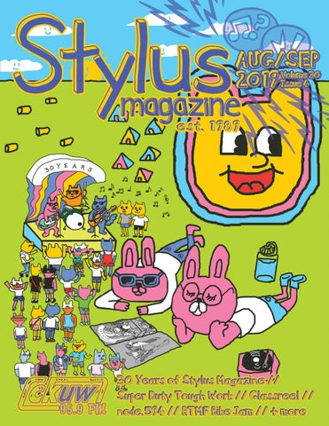 August / September 2019 by Stylus Magazine - issuu
