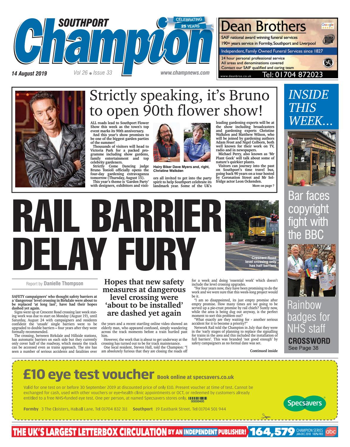 S3319 By Champion Newspapers Issuu
