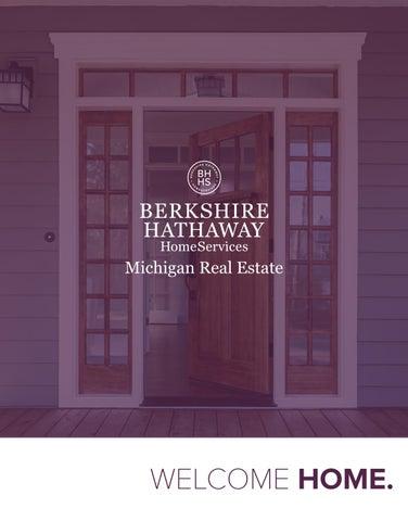 Berkshire Hathaway Homeservices Michigan Real Estate Northern Michigan By Berkshire Hathaway Homeservices Michigan Real Estate Issuu