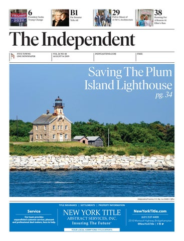 The Independent 081419 By The Independent Newspaper Issuu
