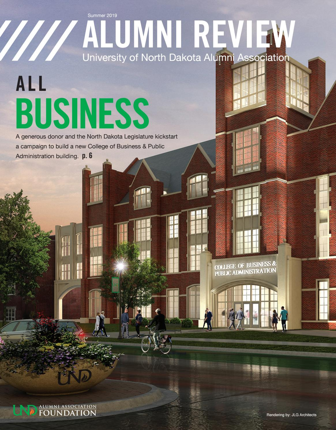UND Alumni Review Summer 2019 by UND Alumni Association - issuu