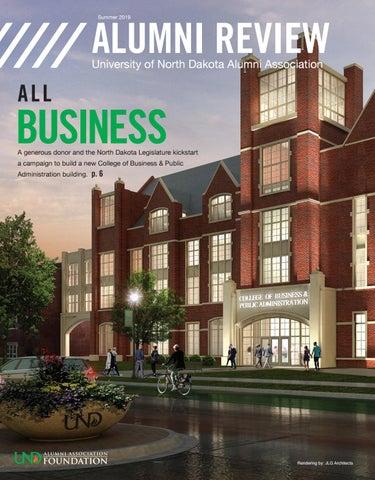 UND Alumni Review Summer 2019 by UND Alumni Association - issuu